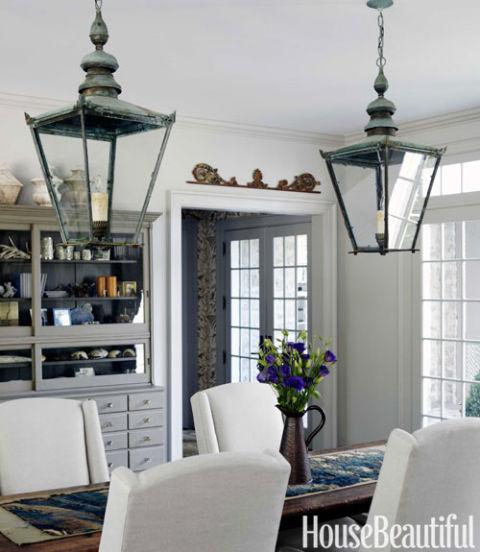 Creating a New Old House - Garden Interior Design