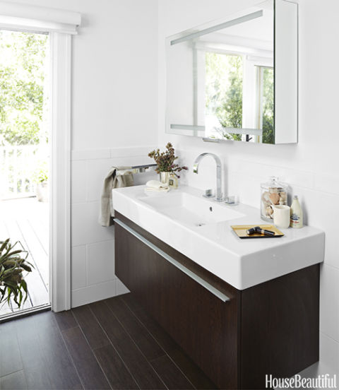25 small bathroom design ideas small bathroom solutions for Latest small bathroom designs