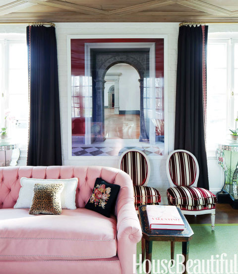 Colorful Preppy House - Preppy Decorating Ideas