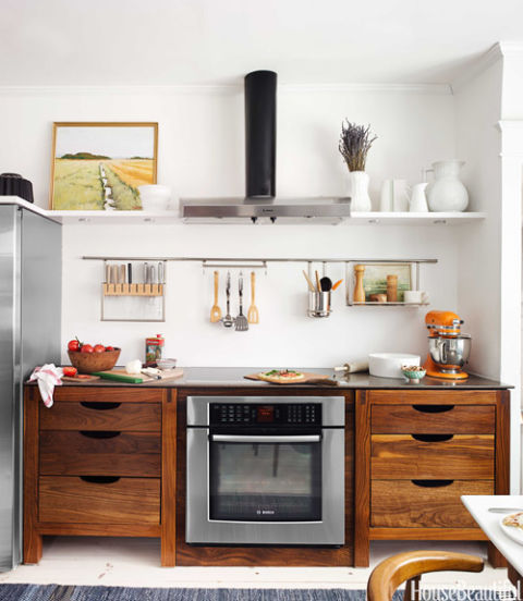 Kitchen Cabinets New York: Scandinavian Inspired Kitchen