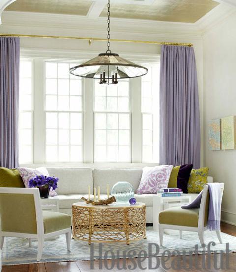 interior design color ideas - colorful room decorating ideas