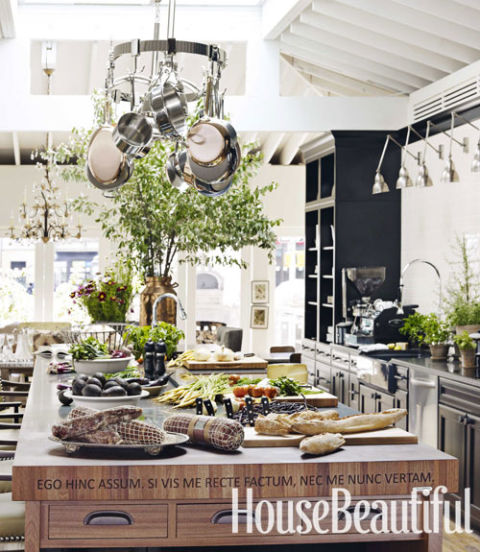 House Beautiful Kitchen: Tyler Florence Kitchen Design
