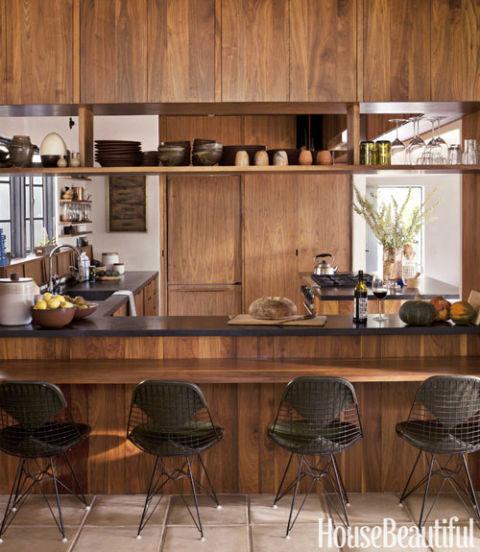 Japanese Kitchen Design: Commune Design's Modern Japanese