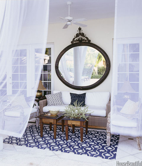 How To Decorate With Mirrors mirror decorating ideas - how to decorate with mirrors