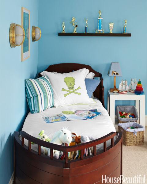 Colorful Kids Rooms: 12 رنگ برتر برای دیوار اتاق کودک