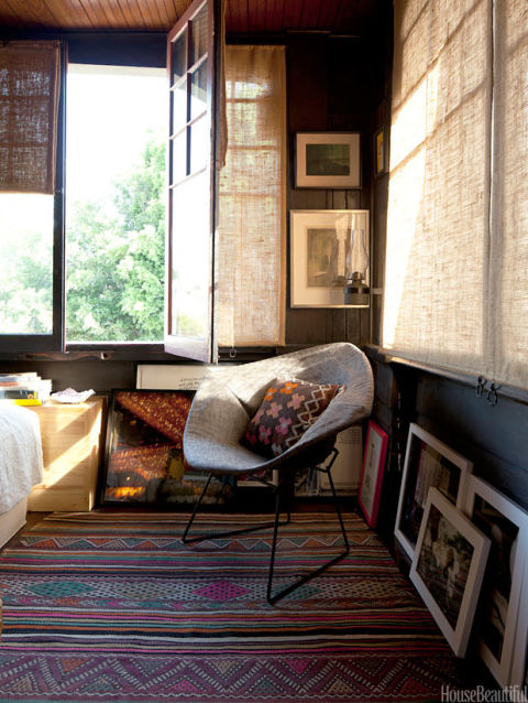 Bohemian Decorating Style Hippie Homes