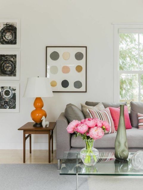 Incorporate Splashes Of Color