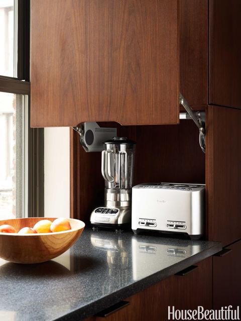 Warm Modern Kitchen Modern Kitchen Decorating Ideas