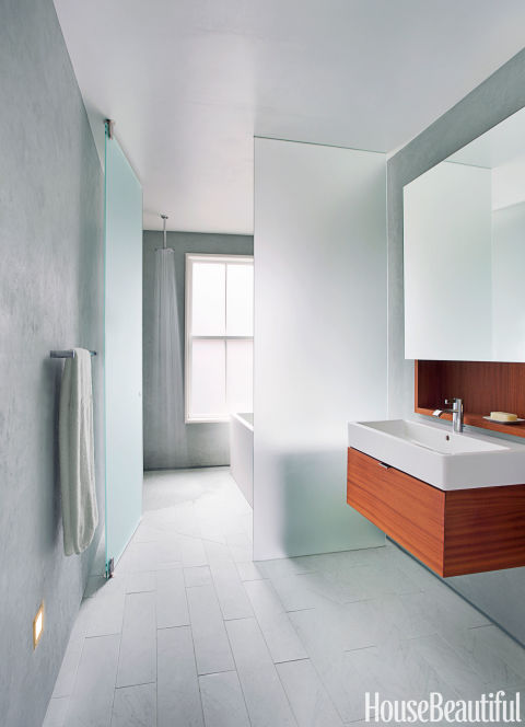 Modern and ethereal bathroom calming bathroom decor ideas for Bathroom designs hd images