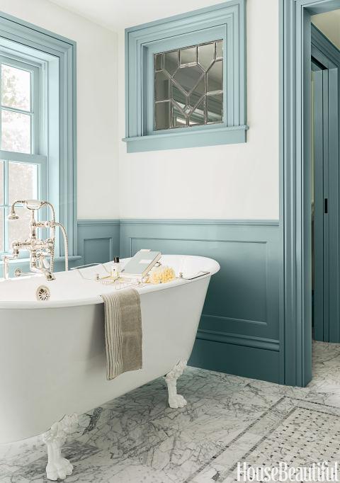 New vintage bathroom vintage bathroom for Small bathroom goals