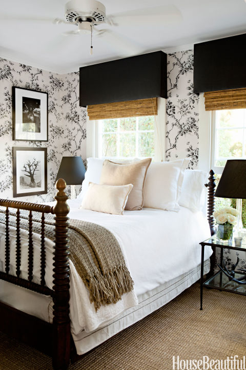 HOUSE + HOME | Five Beautiful Small Bedroom Ideas & Inspiration ...