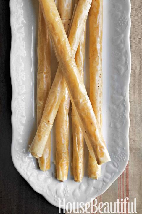 Pesto Cheese Straws Sandra Lee Recipe
