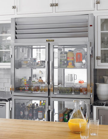 Best Kitchen Appliances what are the best kitchen appliances for big families Pass Through Refrigerator