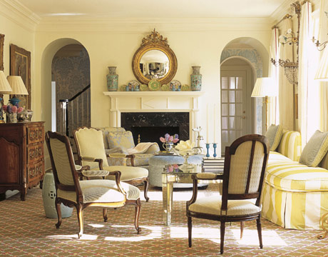 southern living living rooms. Southern Style John Oetgen Atlanta Interior Designclassic Design In A Remodeled