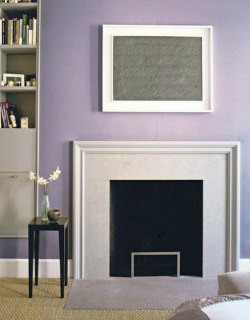 Neutral colors designers favorite neutral paints - Lavender paint color schemes ...