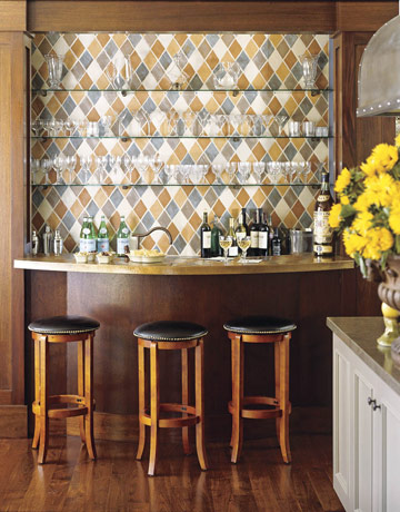 Kitchen Tiles Pattern 50 best kitchen backsplash ideas - tile designs for kitchen