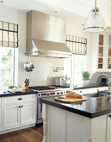 kitchen designs - old-fashioned style - decesare and vallone
