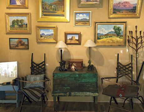 nathalie home - store - santa fe