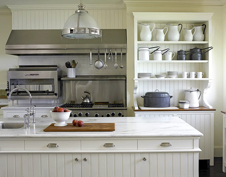 old-fashioned kitchen - kitchen designs - roman hudson