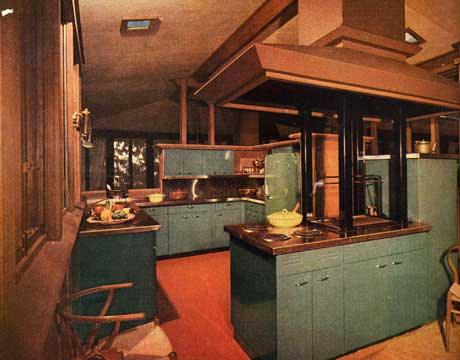 Retro Kitchen Decor - 1950s Kitchens