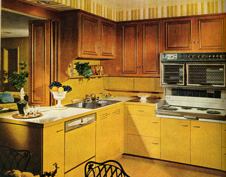 1960s Kitchens - Kitchen Design Ideas