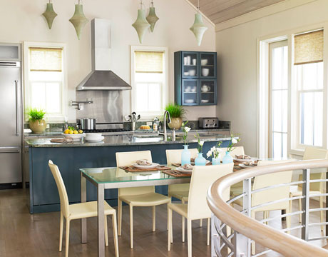 kitchen designs ocean inspired kitchen kim fouquet