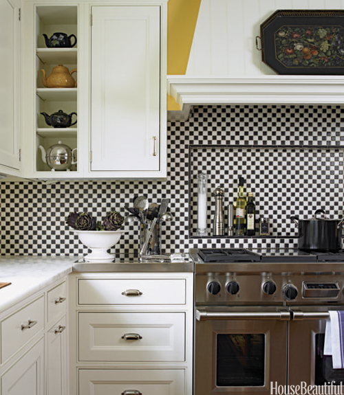 50 Best Kitchen Backsplash Ideas - Tile Designs for Kitchen Backsplashes