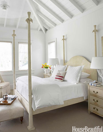 Winter White Room Designs - White Decorating Ideas