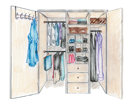Bedroom Organization Tips bedroom organization tips - how to organize your bedroom