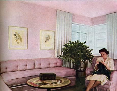 dorothy draper's interior designs - legendary 1940's designer