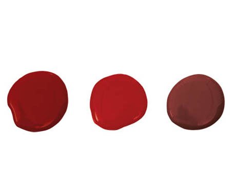 Red Paint Colors Prepossessing Hardest Paint Colors To Get Right Design Inspiration