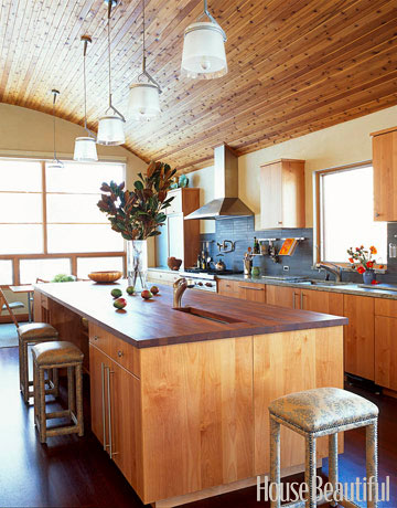 35 Best Kitchen Countertops Design Ideas - Types Of Kitchen Counters