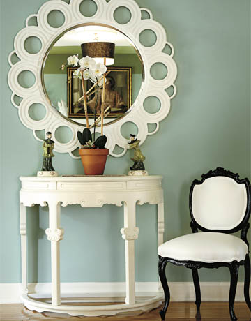 Decoration Applying Sage Green Paint For Your Home