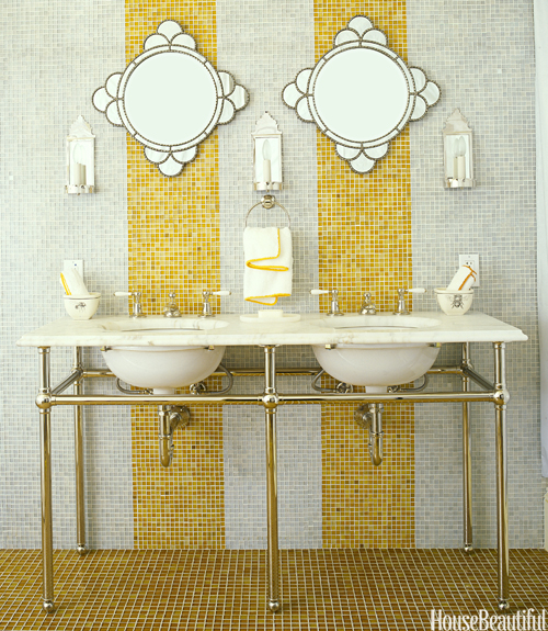 60+ Best Bathroom Colors - Paint Color Schemes for Bathrooms