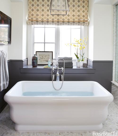 traditional bathroom designs  timeless bathroom ideas, Bathroom decor
