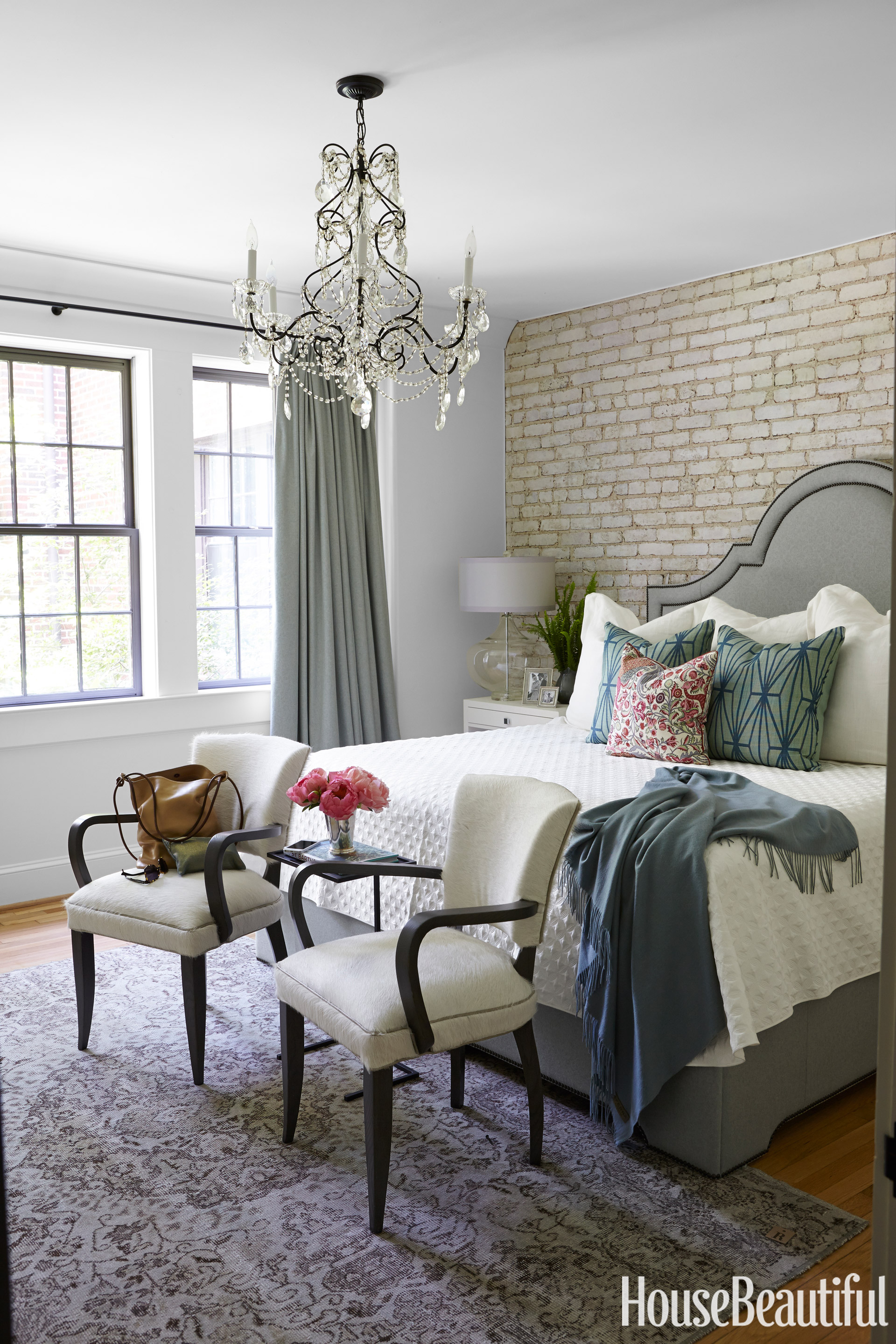 Pictures Of Beautiful Room Designs: 104 Bedroom Decorating Ideas