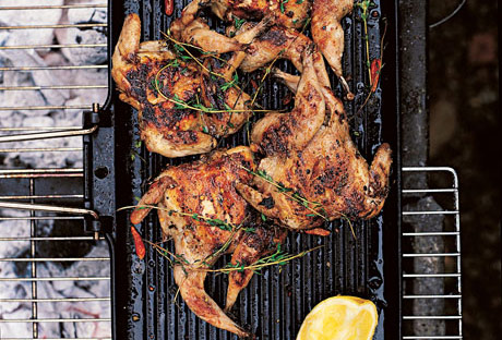 Easy quail recipes grilled