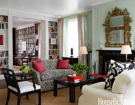 2010 living room designs living rooms 2010 for Mint green living room ideas