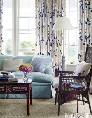 60 best spring decorating ideas spring home decor inspiration - House Beautiful Living Room Colors