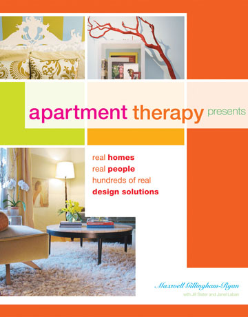 Apartment Therapy Book - Design Ideas for Small Spaces