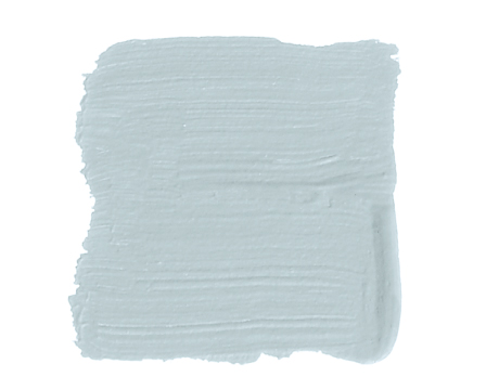Blue Gray Color entryway design - wall paint colors