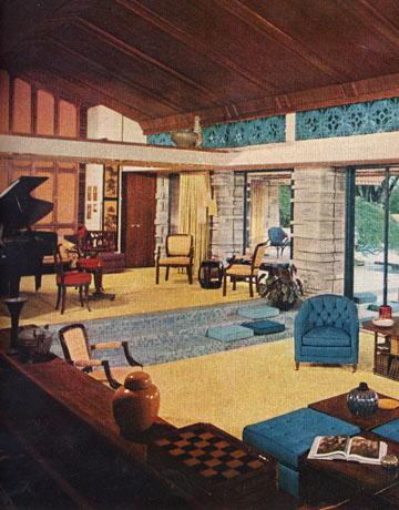 Stunning 1960 Home Design Contemporary - Interior Design Ideas ...
