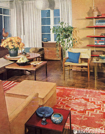 1960s Bedroom Furniture 1960s furniture styles pictures - interior design from the 1960s