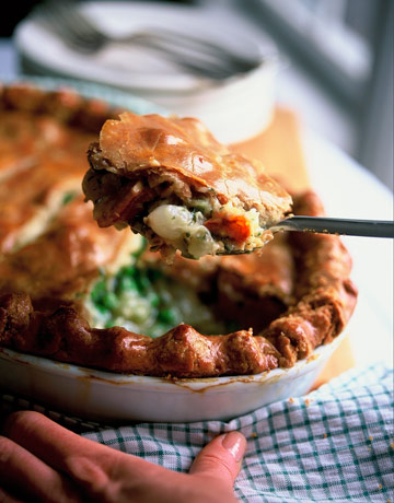 Ina Garten Pot Pie seafood potpie recipe - ina garten recipes