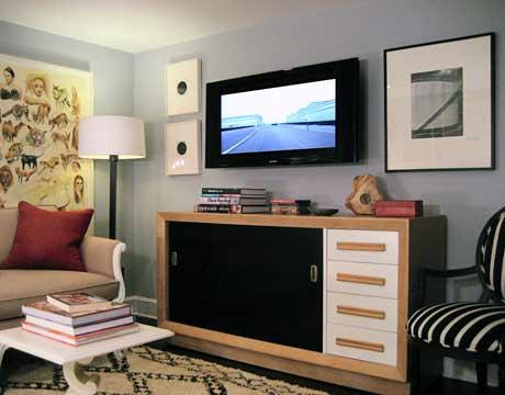 Interior Designers and Flat Screen TVs
