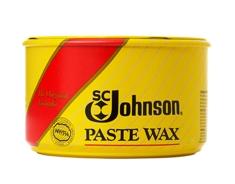 S.c. Johnson Paste Wax