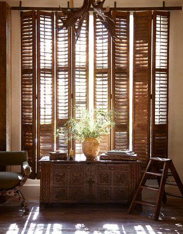 Modern italian farmhouse pictures of a rustic italian for 10 ft window blinds