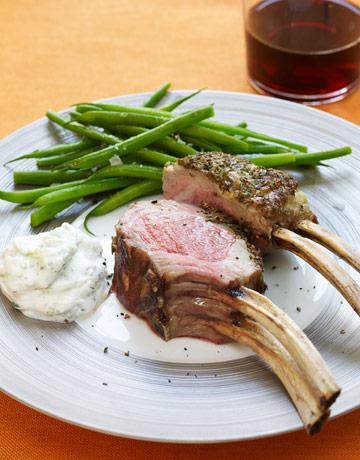 Ina Garten Tzatziki Alluring Of Rack of Lamb Recipe Ina Garten Picture