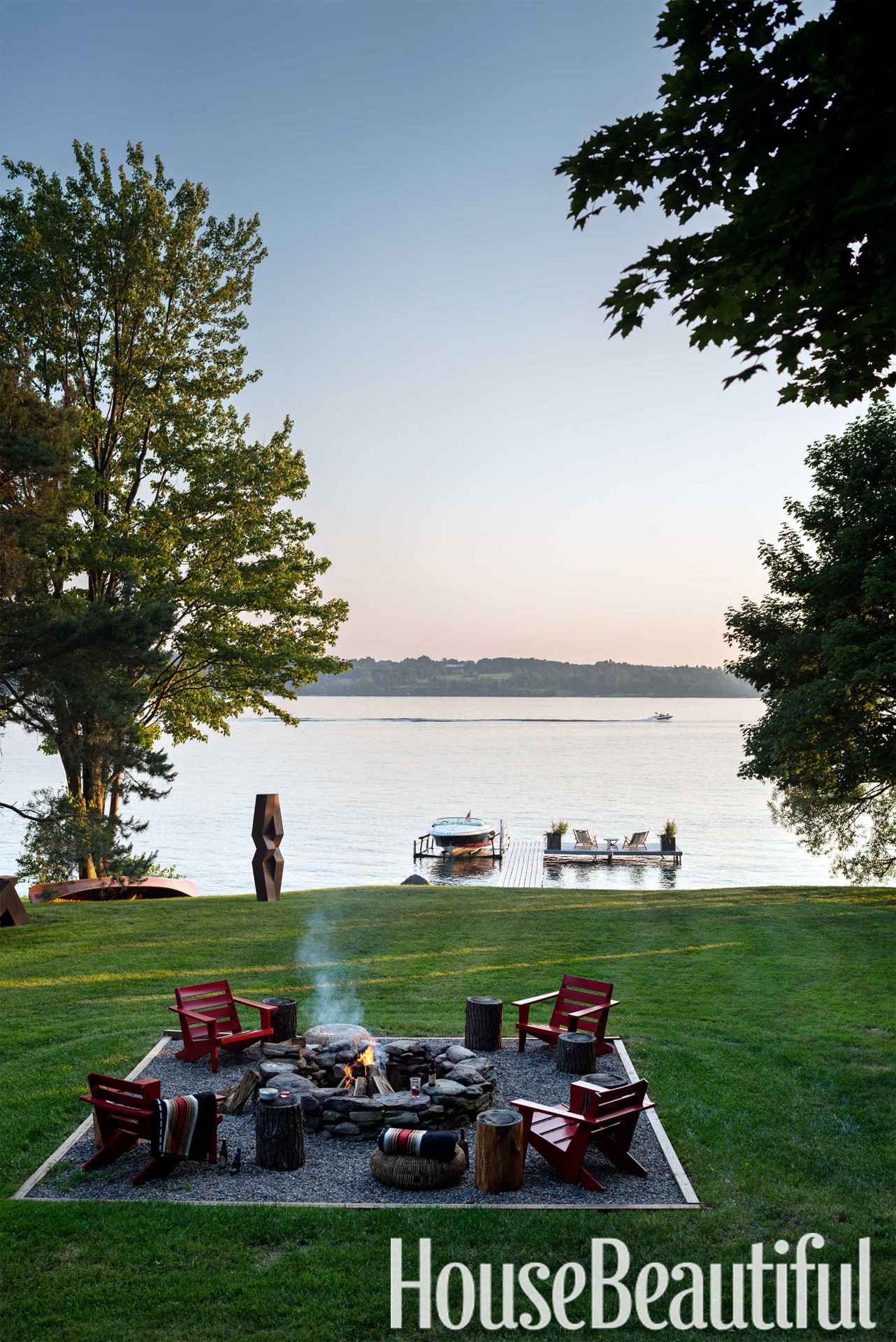 Thom Filicia Lake House thom filicia lake house - house beautiful pinterest favorite pins