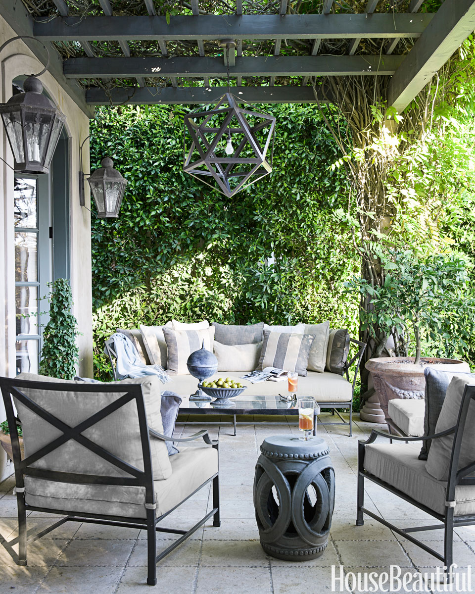 85 patio and outdoor room design ideas and photos - Patio Backyard Ideas